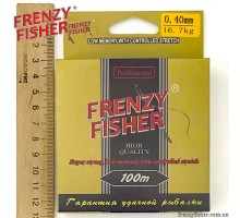 "Леска FRENZY FISHER ""GOLD CRUCIAN"" 0,40мм (100м)"