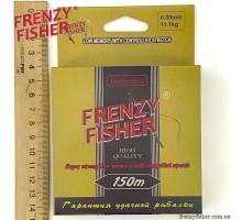 "Леска  FRENZY FISHER ""GOLD CRUCIAN"" 0,30мм (150м)"