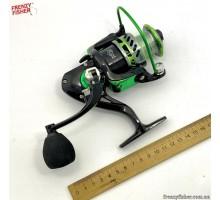 Катушка для спиннинга B Clashing 3000 FD 10+1 Al.spool