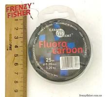 Леска Carpe Diem Fluorocarbon 0,20мм (25м)