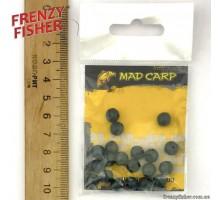 Шарик стопорный MAD CARP 8мм резина (20шт.)