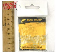 Шарик стопорный MAD CARP 8мм силикон (20шт.)