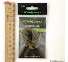 Термоусадка Kalipso Silikon tube 1,5-0,5мм brown (16060117)
