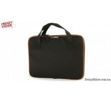 Органайзер- сумка для крючков и лесок LeRoy Folder (Черный/Оливковый)