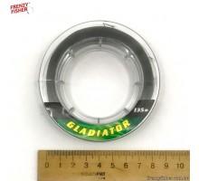 "Шнур ""Gladiator"" 4-х жильный (зеленый) 135м  0,30мм"