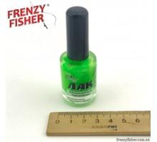 Лак рыб. зеленый (флюоресцентный)
