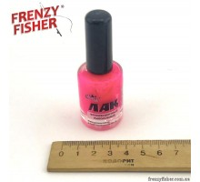 Лак рыб. розовый (флюоресцентный)