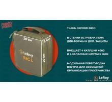 Сумка для 4 катушек LeRoy Reel 4 Case L