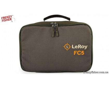 Сумка для кормушек LeRoy Feeder Case 5 FC5