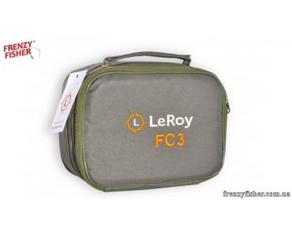 Сумка для кормушек LeRoy Feeder Case 3 FC3