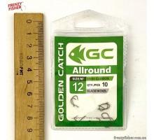 Крючок G.C. ALL AROUND №12 (10шт)