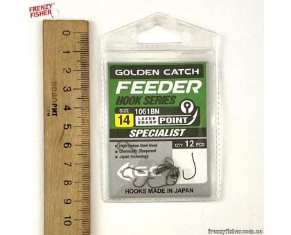 Крючок G.C. FEEDER  1061BN №14