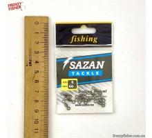 Вертлюг SAZAN №6 (12шт/уп) 60 Lb