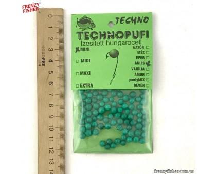 Наживка пенопласт Techno (мини) Анис (10шт)