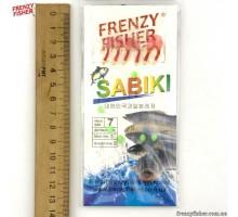 "Самодур Frenzy Fisher (""креветка"")№7 (6кр.) SFK-3"