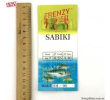 """Самодур Frenzy Fisher (""""светофор"""")№7 (7кр.) SFK-3"""