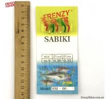 """Самодур Frenzy Fisher (""""светофор"""")№9 (7кр.) SFK-3"""