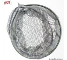 Голова кругл. для подсака с мелк.сетки прорезин. A-04-50 (50х50) SFK-31