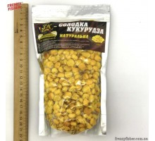 Наживка 3К Baits MIX Кукуруза (натур) 400г.