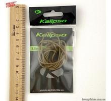 Термоусадка Kalipso Silikon tube 1,5-0,8мм brown (16060119)