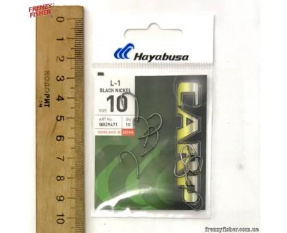 Крючок Hayabusa L-1BN №10