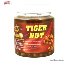 Наживка 3К Baits Тигровый орех (Натур) 350г БАНКА