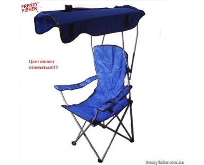 Кресло рыбацкое Паук с навесом 54*54*127 (3089)