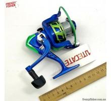 Катушка для спиннинга B UTECATE NINJA GREEN 2000 7п. мет.шп.
