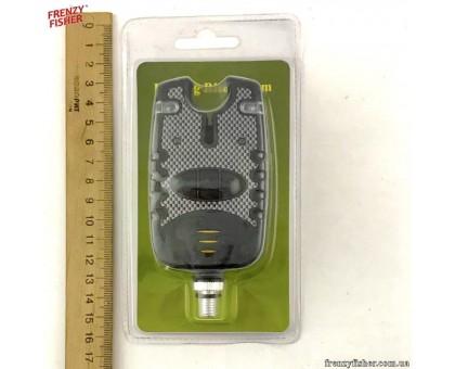 Сигнализатор JH-635 карбон (память) кнопочный