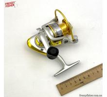 Катушка для спиннинга B DELUXE NS 500 FD 12+1п. мет.шп.
