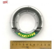 "Шнур ""Gladiator"" 4-х жильный (зеленый) 135м  0,50мм"