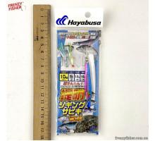 Оснастка Hayabusa с мушками и пилькером HA280 10г