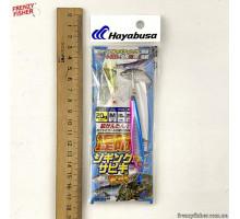 Оснастка Hayabusa с мушками и пилькером HA280 20 г