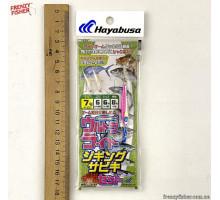 Оснастка Hayabusa с мушками и пилькером HA282 7 г