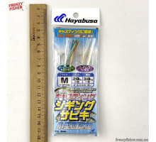 Оснастка Hayabusa с мушками HS360 M (2*2шт)