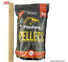 Пеллетс PANDORA Криль 6 мм 1кг