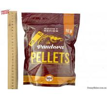 Пеллетс PANDORA Мед 2 мм 0,5кг