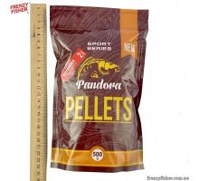 Пеллетс PANDORA Клубника 2 мм 0,5кг