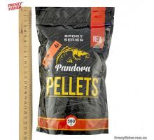 Пеллетс PANDORA Криль 4 мм 0,5кг