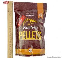Пеллетс PANDORA Клубника 4 мм 0,5кг