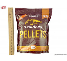 Пеллетс PANDORA Слива 2 мм 1 кг