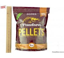 Пеллетс PANDORA Горох 2 мм 1 кг