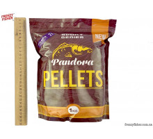 Пеллетс PANDORA Тутти-Фрутти 2 мм 1 кг