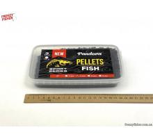 Пеллетс PANDORA рыбный 4 мм 0,5 кг (контейнер)