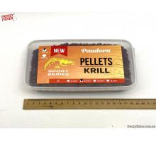 Пеллетс PANDORA Криль 4 мм 0,5 кг (контейнер)