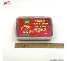 Пеллетс PANDORA STICK MIX (STRAWBERRY) (контейнер) 0,5кг