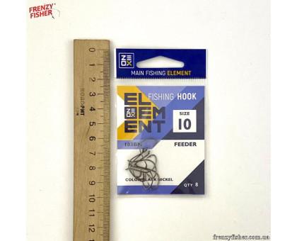 Крючок ZEOX Feeder 103BN №10