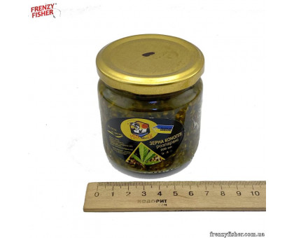 Наживка конопля пареная чили (МР)