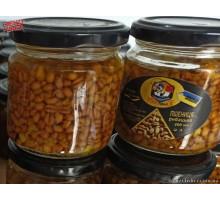 Наживка пшеница консервированная MAX рыбачОК 200мл.(чеснок)