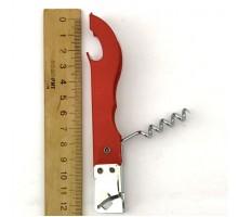Открывалка метал.(нож+штопор) №916